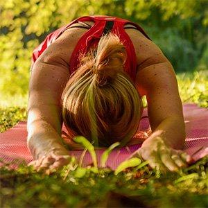 Het anti-stress verhaaltje -Yoga Hippie