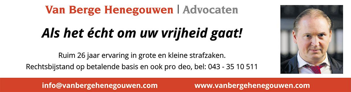 Van Berge Henegouwen Advocaten
