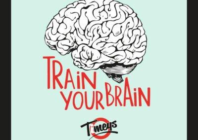 TRAIN YOUR BRAIN: 8 bewezen tips uit de wetenschap om je brein fit te houden en je prestaties te verbeteren.