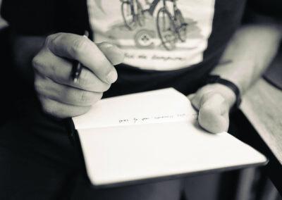 GOED VERHAAL – Ik schrijf: om andere gedetineerden te inspireren