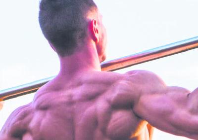 SPORT – Het belang van sterke rugspieren