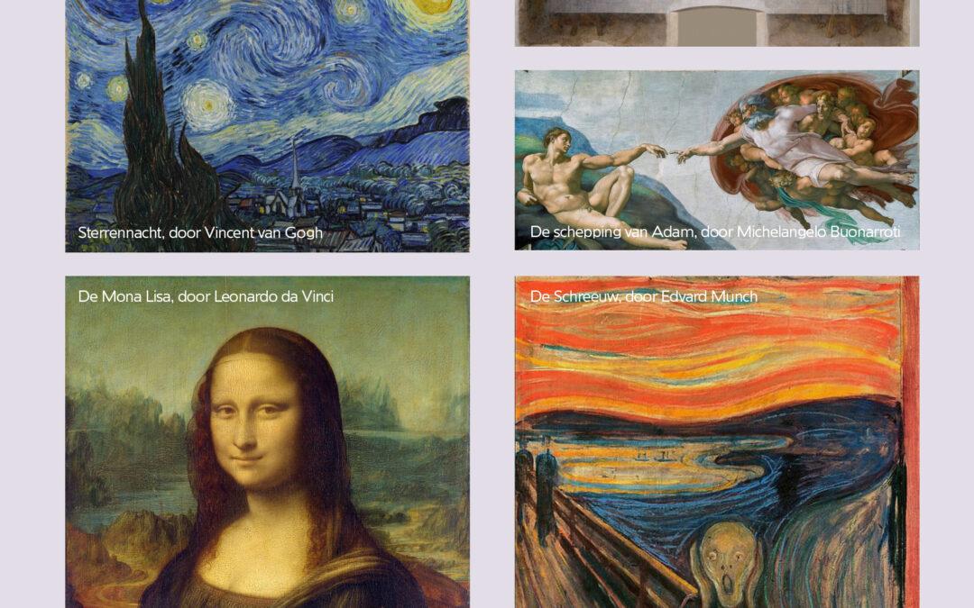 CREATIVITEIT – Welke schilderij soorten zijn er?